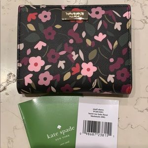 Kate Spade Laurel Way Boho Floral Wallet
